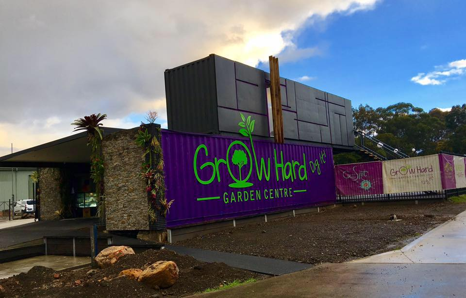 Grow Hard Garden Centre Bomaderry - Self Starter - Andy Dowling