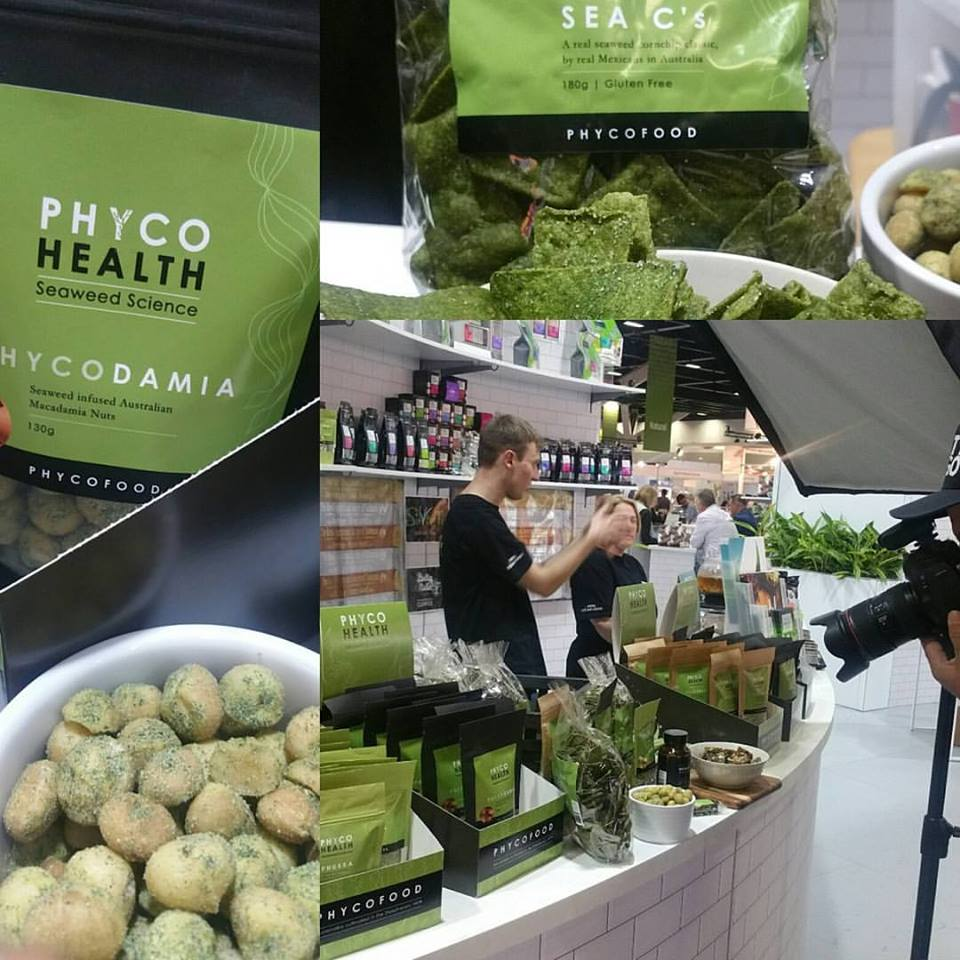 Self Starter - Phyco Health - At Fine Foods Australia hosted by Business NSW