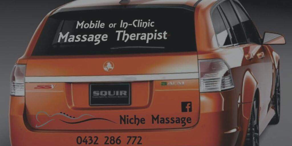 Self Starter - Niche Massage Nowra - Andy Dowling