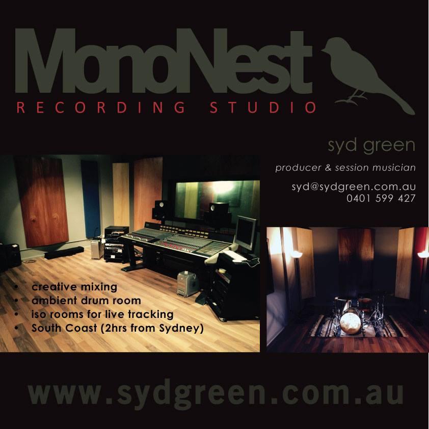 Mononest studio - Syd Green - Self Starter