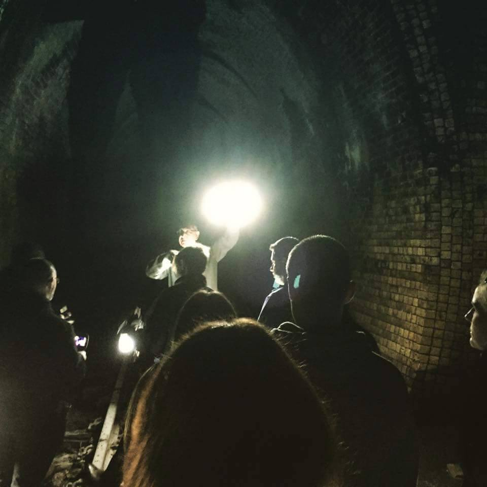 Self Starter - Wollongong City Ghost Tours - Helensburgh Tunnel - Craig Bloxsome