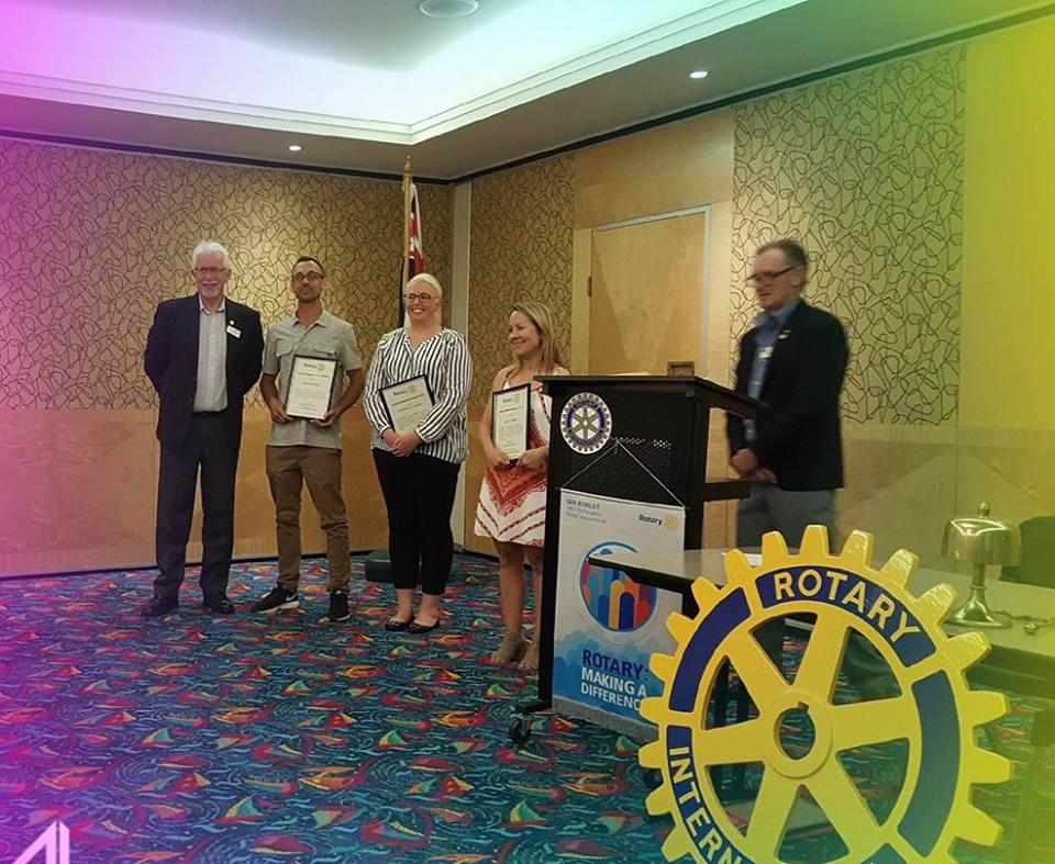 AK Gardening and Maintenance - Self Starter - Batemans Bay - Rotary