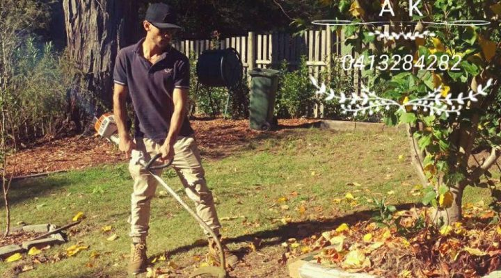 AK Gardening and Maintenance - Self Starter - Batemans Bay