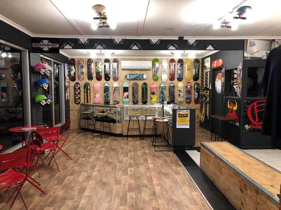 Skips Skateboard Shop - Self Starter Podcast