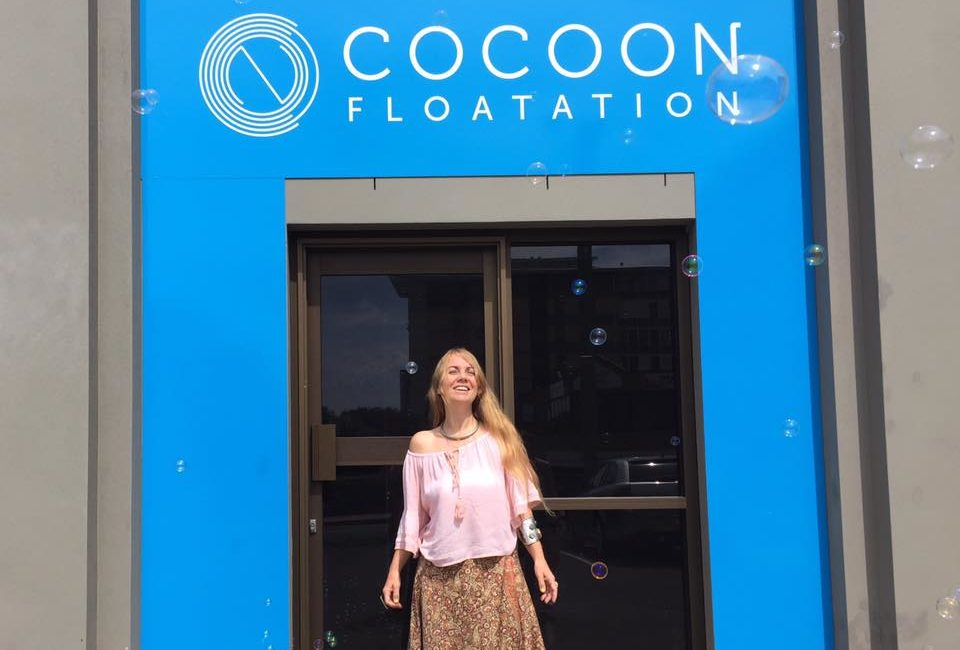 Episode 28 – A Buoyant Personality in Business with Cocoon Floatation, Wollongong