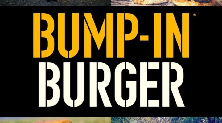 Bump In Burger - Self Starter - Woodvale - Western Australia - Bradley Wesson