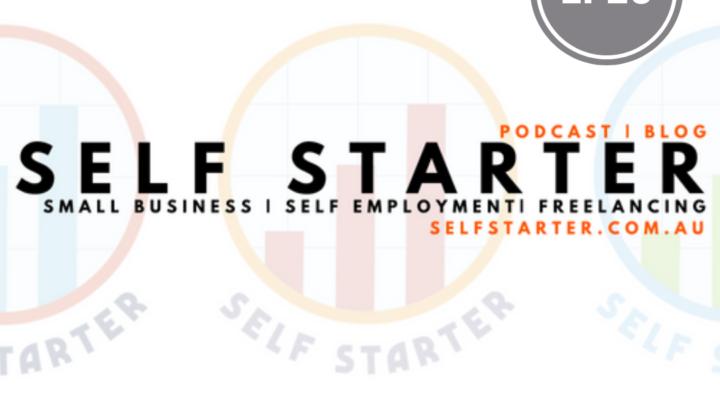 Season 1 - Self Starter