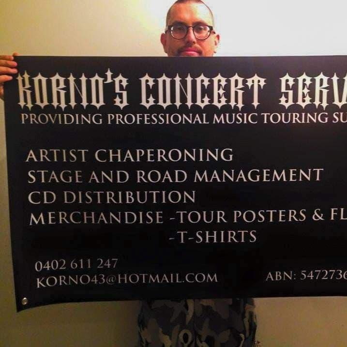 Kornos Concert Service - Self Starter Podcast - Adelaide