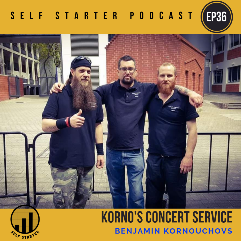 Episode 36 – Behind the Scenes with Korno's Concert Service