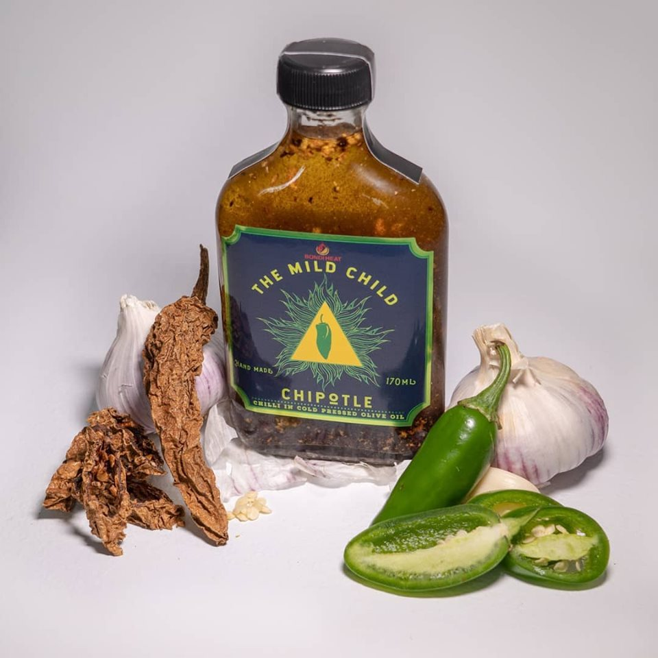 Chipotle Olive Oil - Bondi Heat - Mishka Bobrov - Self Starter Podcast