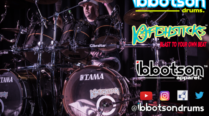 Ibbotson Drums - Paul Ibbotson - Self Starter Podcast - Andy Dowling