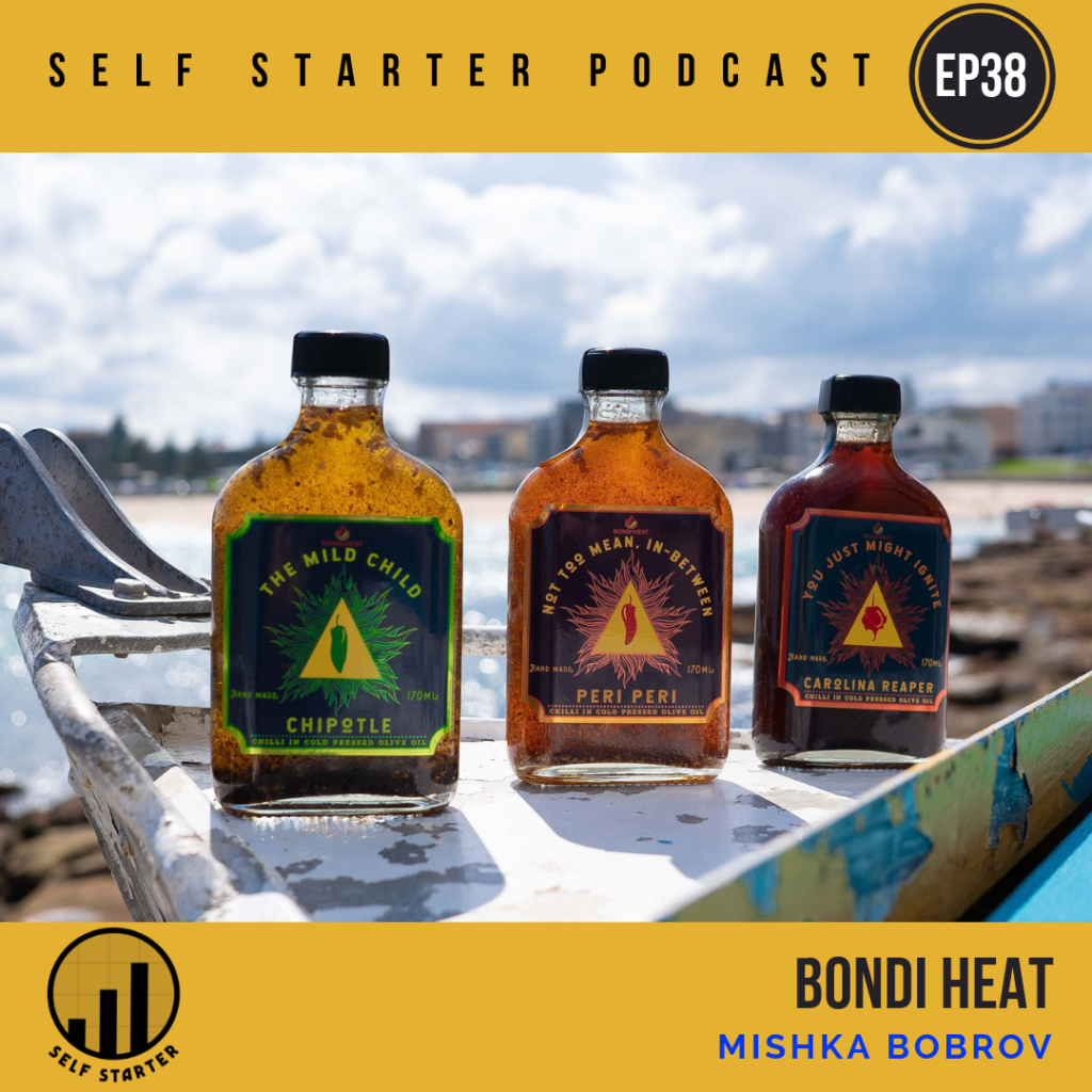 Episode 38 – A Premium Quality Recipe with Bondi Heat